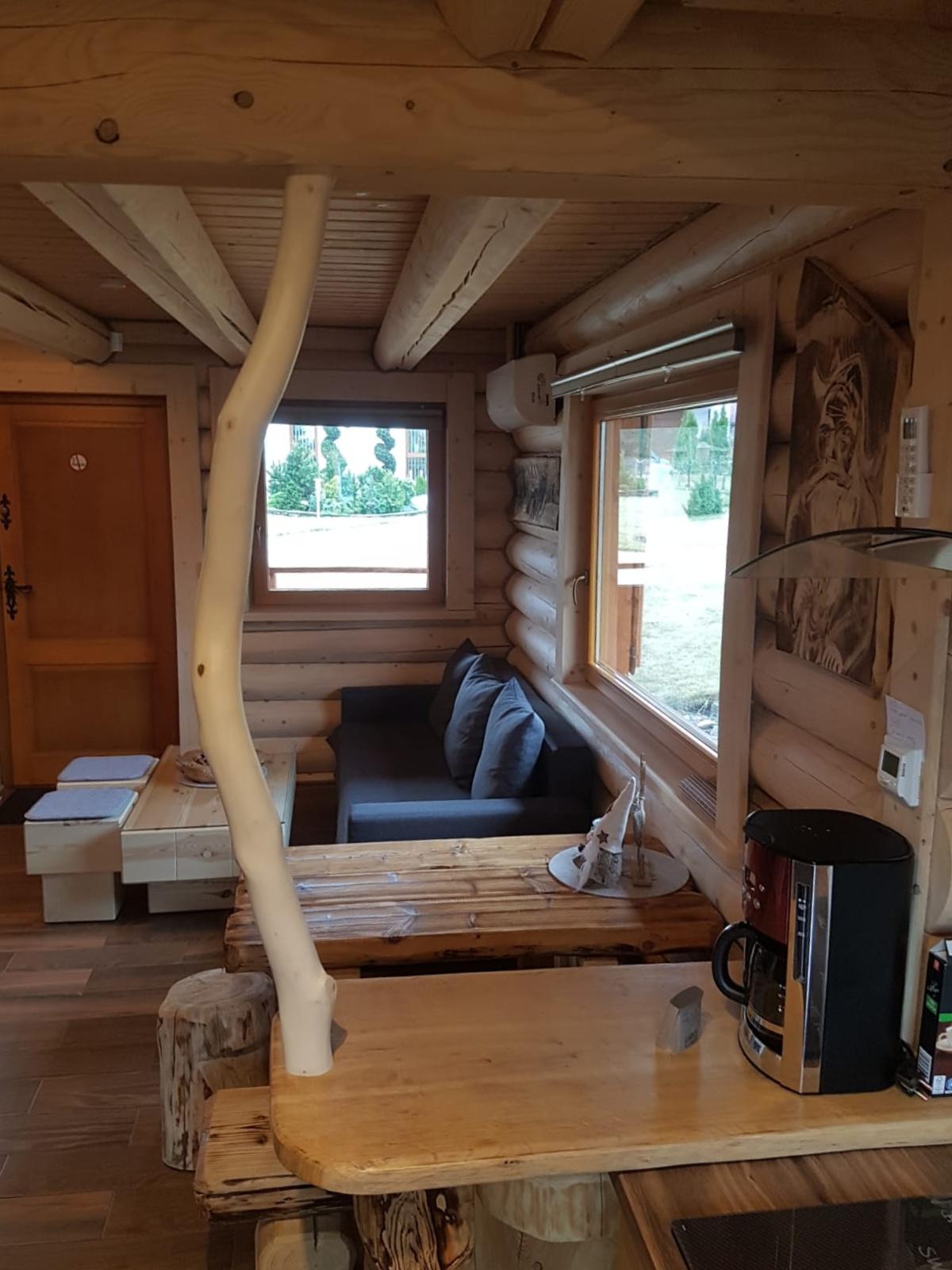 Wnajem domku z bali - Karpacz - Ściegny