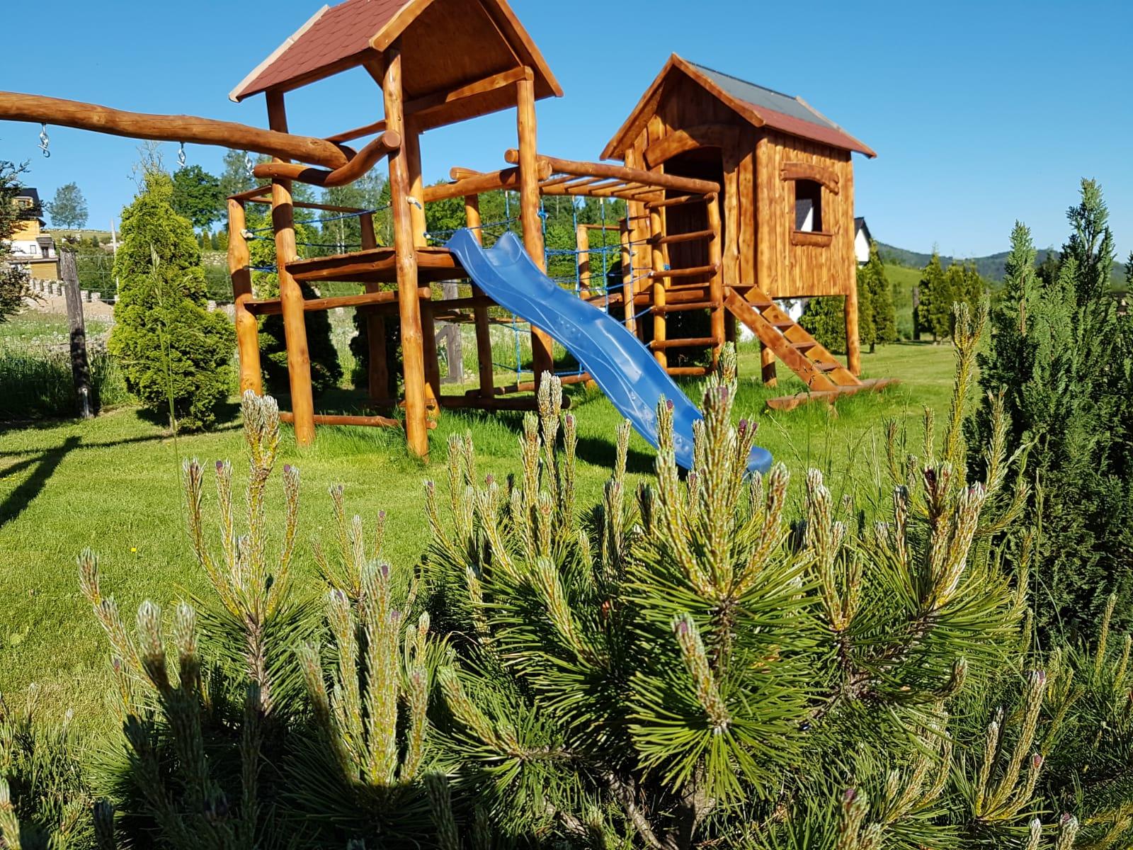 Wynajem domku na wakacje, urlop, ferie Karpacz - Ściegny - miejsce do zabawy dla dzieci