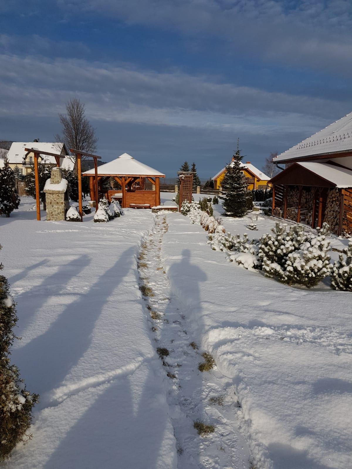 Wnajem domku z ogrodem - Karpacz - Ściegny