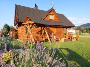 Chata pod Śnieżką Ściegny koło Karpacza