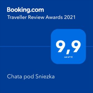 Booking Traveller Review Awards 2021 9,9